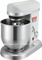 7 liter heavy duty commercial food mixer,dough mixer,white color,100% guaranteed,No.1 quality in the world