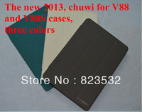 free shipping for Chuwi V88/V88S quad-core factory original leather case with a magnetron function,mini 7.9 inch for PAD holster