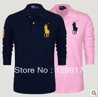 Free Shipping Polo T Shirt Men 2013 Summer Shirts For Mens Casual T Shirts Men's brand T-Shirt Man Long Tshirt Polos C1
