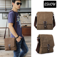Shopping Festival 60% OFF Men's Vintage Canvas Shoulder Bag Messenger Bag Free Shipping BFK010721
