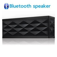 Jambox style portable high quality mini bluetooth Speaker stereo for iphone 4, 5S, for Samsung, for iPad, , free shipping