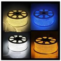 5 X 100M(meter) Waterproof 220V 230V 240V 5050 60LED/M Flexible LED Strip Light Ribbon Warm/Red/Green/Blue/Yellow/white/RGB+Plug