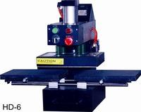 Heat Transfer/Press Machine, 2 Bottom Glide Printer, L380*W380mm, Print T-shirt, Fabric, Glass, Metal,Ceramic,Wood,Video,Digital