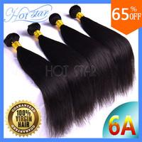6A Unprocessed Brazilian virgin hair silky straight  human hair bundle natural black color 3pcs 4pcs lot mocha queen product