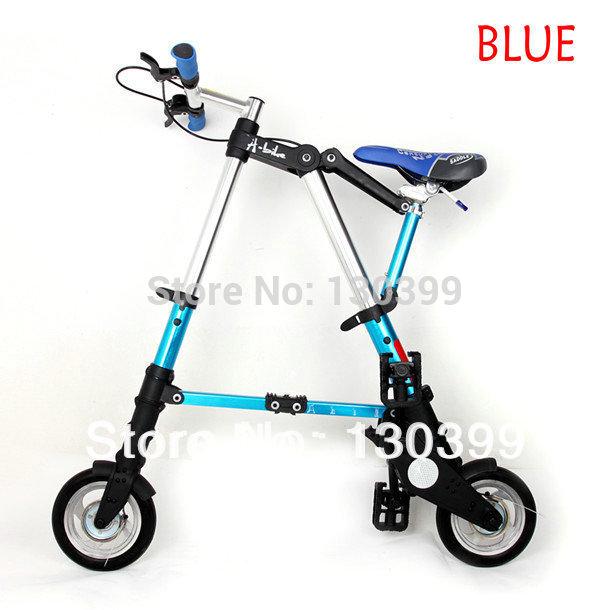 A-bike folding bicycle mini bike 6inch 8inch 10inch a-bike(China (Mainland))