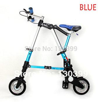 A-bike folding bicycle mini bike 6inch 8inch 10inch a-bike