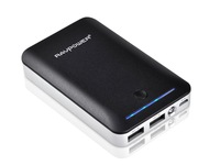 RAVPower 14000mAh Portable External Battery Power Bank Emergency Charger for iPhone 4 5 iPad Celular Samsung Galaxy LG, Black