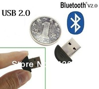 2pcs Cheapest USB 2.0 Bluetooth  Dongle Adaptor Bluetooth Adapter for PC Laptop
