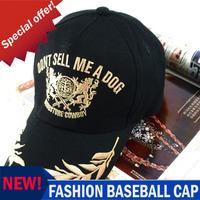 Fashion Classic Baseball Cap Sports cap Sun-shading hat men and women's casual caps Sun hat Free shipping