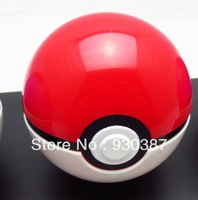 Freeshipping 1pcs ABS Action Anime Figures Pokemon balls/ PokeBall Fairy Ball Super Ball Master Ball kids toys send Pikachu