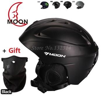 New brand Ski helmet Ultralight and Integrally-molded professional Snowboard helmet Unisex Skateboard helmet MS86