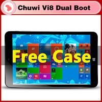 NEW SUPER  Chuwi Vi8 dual boot 8 Inch 2GB 32GB Windows 8.1+Android 4.4 Tablet pc Intel Z3735FWindows Tablet Chuwi Vi8 Tablet pc