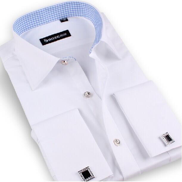 Men Fashion Brand Logo Fashion Brand Stripe Men Dress