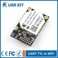 (USR-WIFI232-A)TTL Serial to WIFI 802.11 b/g/n Converter wi-fi Modules, 1 pics