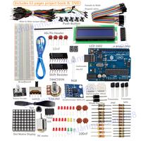 SunFounder Uno R3 Project Super Starter Kit For Arduino New Starter Beginner