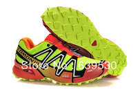 High Quality Zapatillas Salomon Hombre Outdoor Athletic Speedcross 3 Men Trail Running shoes Size:7-11.5