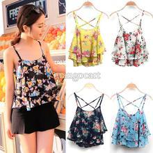 floral print blouse promotion