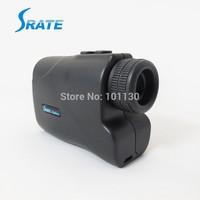 6-500m Black Portable Laser rangefinder Laser Distance Meter and Speed Finder LRM500 for Golf and Hunting