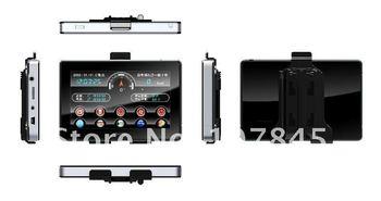"100%Cheapest 7 "" GPS Navigation System navigator 4GB+touch screen +128M + HD"