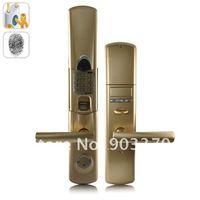 LD-888A hot sale with keypad Intelligent fingerprint lock