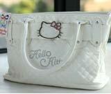 on sale new Hello Kitty bags Classic Tote Bag Purse women Handbags handbag black Shoulder shopping Tote School bag BKT209