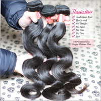 Malaysian Virgin Hair Body Wave Rosa Hair Product 100% Human Hair Weave Wavy Extensions 3Pcs/Lot Shipping Free
