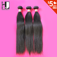 Peruvian Virgin Hair Straight High Quality 3pcs/lot 8-28inch Factory Outlet Price Natural  Hair Extension Free Shipping