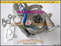 Wholesale NEW CT12B 17201-58040 1720158040 Turbo Turbine Turbocharger For TOYOTA HIACE 4.1L 1996-1998 Engine 15B-FTE 15BFT 4.1L