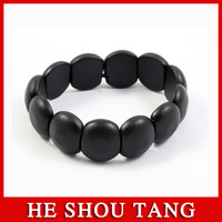 Free shipping Health Energy Bracelet /Black / treat hair loss,gastrointestinal disease, constipation, obesity, diabetes