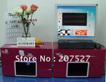 free shipping professional New fashion nail art printer