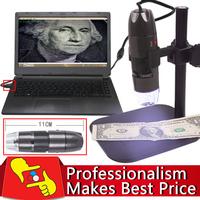 New Match Holder for free 800X USB 2MP Digital Microscope Freeshipping