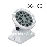 Waterproof IP65 outdoor led flood light DMX mode AC 110~240V RGB 36LED  wall washer lamp