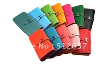 2012The new style bag of rich and colorful wallet card bag lady the PU handbags, fashion handbags free delivery purse