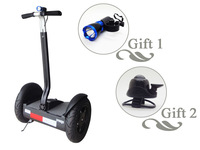 2013 New CE Approved Self-balance 2 Wheel Stand up Electric Bike Freego Scooters 1600W Max Load 130KG 17'' Tire 3rd Generation