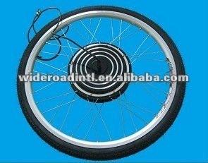 "high quality 500w 36v ebike conversion kits + led display , 28"" rear wheel"