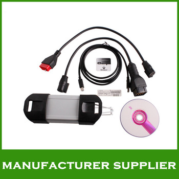 2014 Top-Rated Free Shipping newest v133 version support 14 languages auto diagnostic interface Renault Can Clip