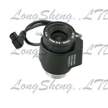 2X Varifocal Zoom CCTV Lens 3.5-8mm IRIS Auto CCTV Camera