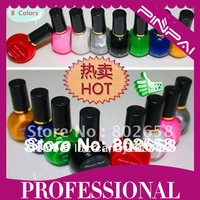 Free Shipping (8 colors/Lot) 100% High Quality 10ml/pc Nail Art Stamp Stamping Special Nail Polish For Template