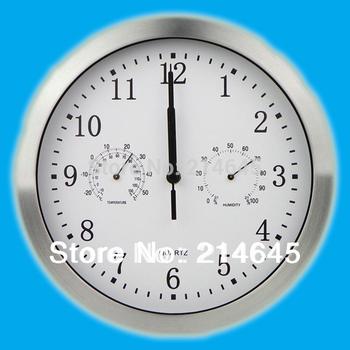 M1 mute creative wall clock