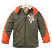 Freeshipping 2013 Autumn winter green blue Children Boy Kids baby hoody hooded casual Coat jacket outwear top WM81609