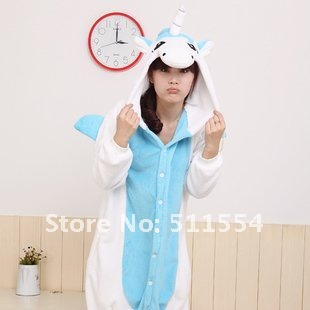Japanese Anime KIGURUMI Pokemon Unicorn Cosplay Costume Pajamas Dropshipping