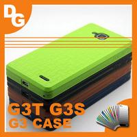 Case for Jiayu G3T, Hot Sale Free Shipping Fashion Original TPU Case For Jiayu G3 G3S G3T