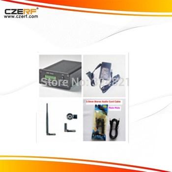 Free Shipping CRF-T01A  1W Car Wireless FM Transmitter Kits