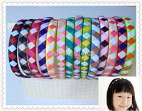 50pcs/lot Free Shipping ,headband flower,flower headband,children's hairband