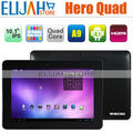 In Stock Ainol Novo 10 Hero II Quad Core 10.1 inch IPS Screen 1280*800 Android 4.1 1G/16G WIFI HDMI Dual Camera ATM7029 Tablet