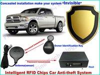 free shipping RFID key anti-theft 12Voltage transponder immobiliser alarm  system Australia New Zealand