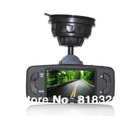 "HK post free 2013 Ambarella Newest Original GS9000 2.7"" LCD 178 view Angle full hd1920X1080P Car dvr with GPS G-Sensor"