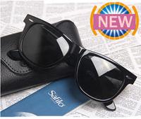 wholesale-Women unisex  Men Sunglasses way fare sunglasses 54mm rb 2140  Fashion Design rb Acetate sunglasses free shipping