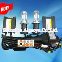 Hot!! Slim Hid Kit h4 Bixenon h/l Beam Xenon Light DC 12v 35w Car Lamp H13 9004 9007 H/L Beam Bi Xenon