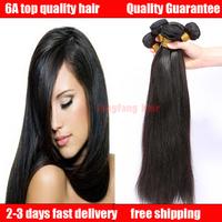 Peruvian Virgin hair straight 4pcs lot  free shipping 100%  human perfect hair extensions alibaba express